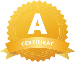 gasservice certifikat